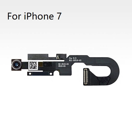 Iphone 4 Proximity Sensor Location : Proximity sensor with front camera flex cable for iphone