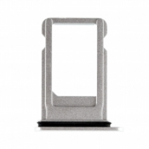 SIM Card Tray with Waterproof Circle For iPhone 8 - Silver / Gold /Black