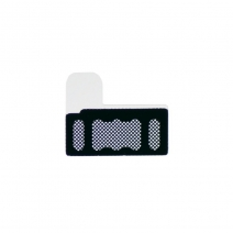 For iphone 5 Microphone Anti-dust Mesh with Adhesive 10pcs/Lots