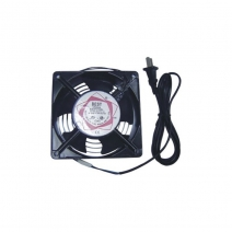 Cooling fan, repair mobile cooling, replace the IC to cool 12x12x3.7CM 220v