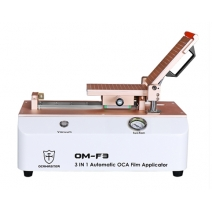 OCA Film and Polarizer Film Laminating Machine #OM-F3