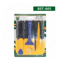 10 in 1 BST-605 Tool Kit Disassemble Opening Tools For iPhone 4 4G 4S 5 5C 5G 5S