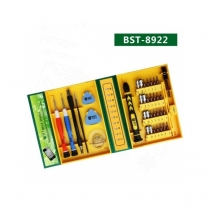 For iPhone 2G/3G/4G/4S/5/iPad/NDS/PSP BEST BST-8922 38in1 Professional Repair Screwdriver Tool Kit