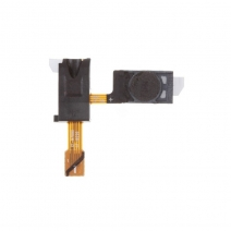 Earpiece Earphone Audio Jack Flex Cable for Samsung Galaxy Note LTE SGH-I717