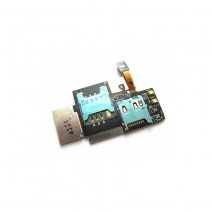 For samsung Galaxy Note I717 (AT&T) SIM Card Holder Flex Cable