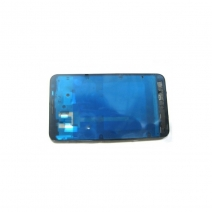 Front Faceplate For samsung Galaxy Note I717 (AT&T)-Black