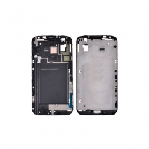 Mid plate Middle Frame Housing for Samsung Galaxy Note II SCH-i605/L900/R950-Black