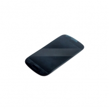 Black Digitizer Frame Adhesive Sticker for Samsung Galaxy S3 Mini i8190