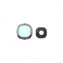Replacement Camera Lens and Bezel Parts for Samsung Galaxy S 4 IV I9505