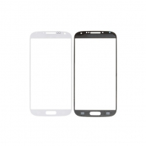 Front Screen Cover Glass Lens Replacement Part for Samsung Galaxy S4 IV SGH-I337 AT&T - White