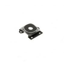 For Samsung Galaxy S4 mini I9190 I9195 Rear Camera Lens Ring Cover Spare Part