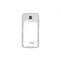 White for Samsung Galaxy S4 Mini I9190 Middle Plate Housing Cover