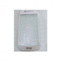 High quality FRONT GLASS FOR SAMSUNG GALAXY S4 ZOOM C101 - White