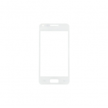 White OEM Front Glass Lens for Samsung I9070 Galaxy S Advance