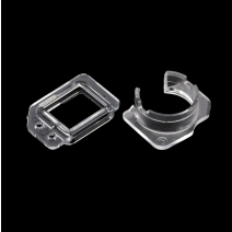 10pcs/lot Front Camera Plastic Cap & Proximity Sensor Plastic Holder For iPhone 6S (4.7 inch)