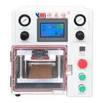 2019 Newest YMJ Vacuum Laminating Machine + OCA Film Laminator