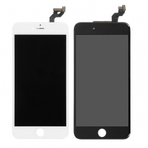 Complete Screen Assembly with Bezel for iPhone 6S Plus (5.5 inch) - Black / White
