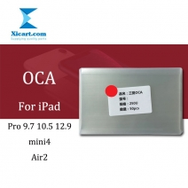 OCA Optical Clear Adhesive Double-side Sticker for iPad Series
