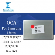 OCA Optical Clear Adhesive Double-side Sticker for Samsung J Series