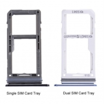 Dual / Single SIM Card Tray & Micro SD Card Tray for Galaxy Note 8