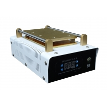 Built-in Vacuum LCD Separator Machine for LCD Max 7 inch Glass Removing