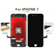 Complete LCD Screen Assembly with Bezel for iPhone 7 (4.7 inch)