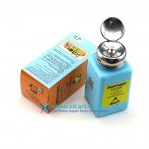 ESD FLUID DISPENSER Chemical Auto Feeding Spout Bottle - 100ML #MECHANIC