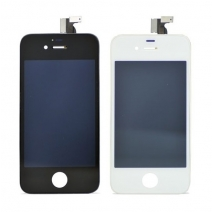 LCD Touch Screen Digitizer Assembly For iphone 4S Black-OEM1