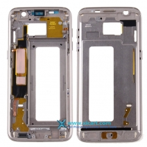 For Samsung Galaxy S7 Edge G935 Front Housing LCD Frame Bezel Plate