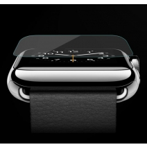 Full Coverage HD Tempered GLass Arc Edge 0.26mm For iWatch