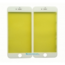 Front Outer Screen Glass Lens with Frame Bezel For iPhone 6/6P/6S/6SP