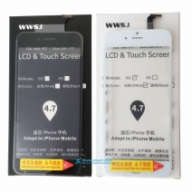 Cold Press Touch Screen Digitizer With Frame (TP) For iPhone