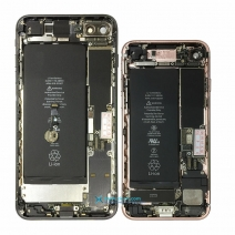Phone Body with motherboard As LCD Screen Tester For iPhone