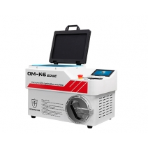 Latest Air Bag Vacuum OCA Lamination Machine for Curved Edge screen # OM-K6 Edge