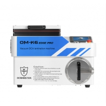 Airbag LCD lamination machine (Outside Vacuum Pump) #OCAmaster OM-K6EDGE Pro