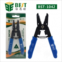 Stripping wire pliers /BEST BST-1042