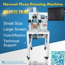 Pulse Pressing Machine for LCD & Touch Flex Cable Ribbon Laminating 220V