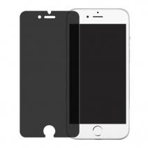 Non-Full Coverage Privacy Tempered GLass 2.5D Arc Edge 0.2mm For iPhone