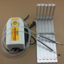 Double Type Vacuum Pump QS-12000 Vacuum Suction Pen IC SMD Pick-up Pen 220V