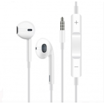 HIFI Stereo Earphone for Apple #Pisen G201/G601