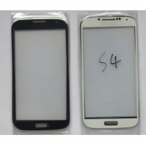Front Outer Screen Glass Lens for Samsung Galaxy S4 i9500 - White /Black