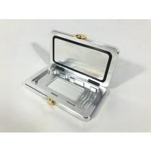 High Precision Frame Bezel Installation Mold Holder for iPhone X - Aluminum #TBK