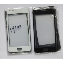 Front Outer Screen Glass Lens for Samsung Galaxy S2 i9101 i9108 i9105 i9100 i929 - White /Black