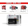 2015 Latest 5 in 1 Vacuum Laminator Machine Built-in Vacuum Pump Not Need Air compressor and Bubble Remover