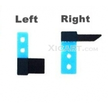 100pair LCD Flex Cable Left and Right black adhesive Tape for iPhone 6s 6s Plus