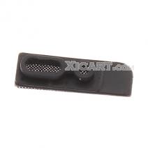 10PcsLot  Earpiece Speaker Anti Dust Net Mesh Rubber Holder  For iPhone 5 5S 5C