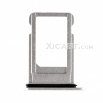 Replacement for iPhone 8 Plus SIM Card Tray with Waterproof Circle - Black / Silver / Gold