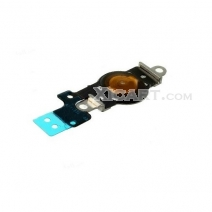 Replacement Home Button Flex Cable with Metal Piece for iPhone 5c