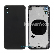 Back Cover Rear Housing with Glass & Side Buttons for iPhone XR