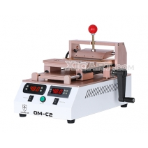 2 in 1 Glass Separator & Polarizer Film Removal Machine # OM-C2